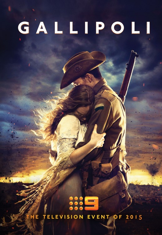 Gallipoli (2015) TV Mini-Series