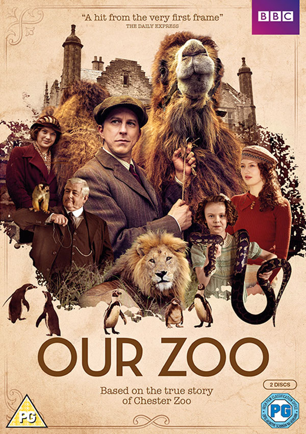 Our Zoo (2014) TV Mini-Series