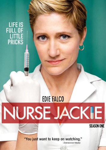 Nurse Jackie (2009–2015) Tv series  1,2,3,4,5,6,7ος