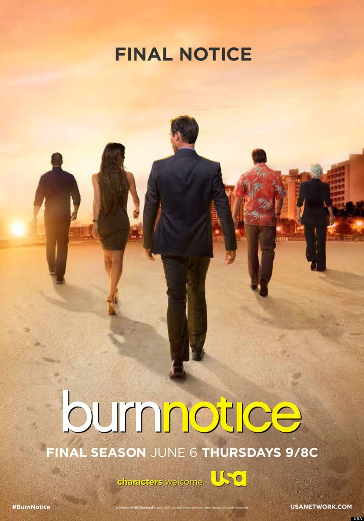 Burn Notice (2007-2013) Tv Series