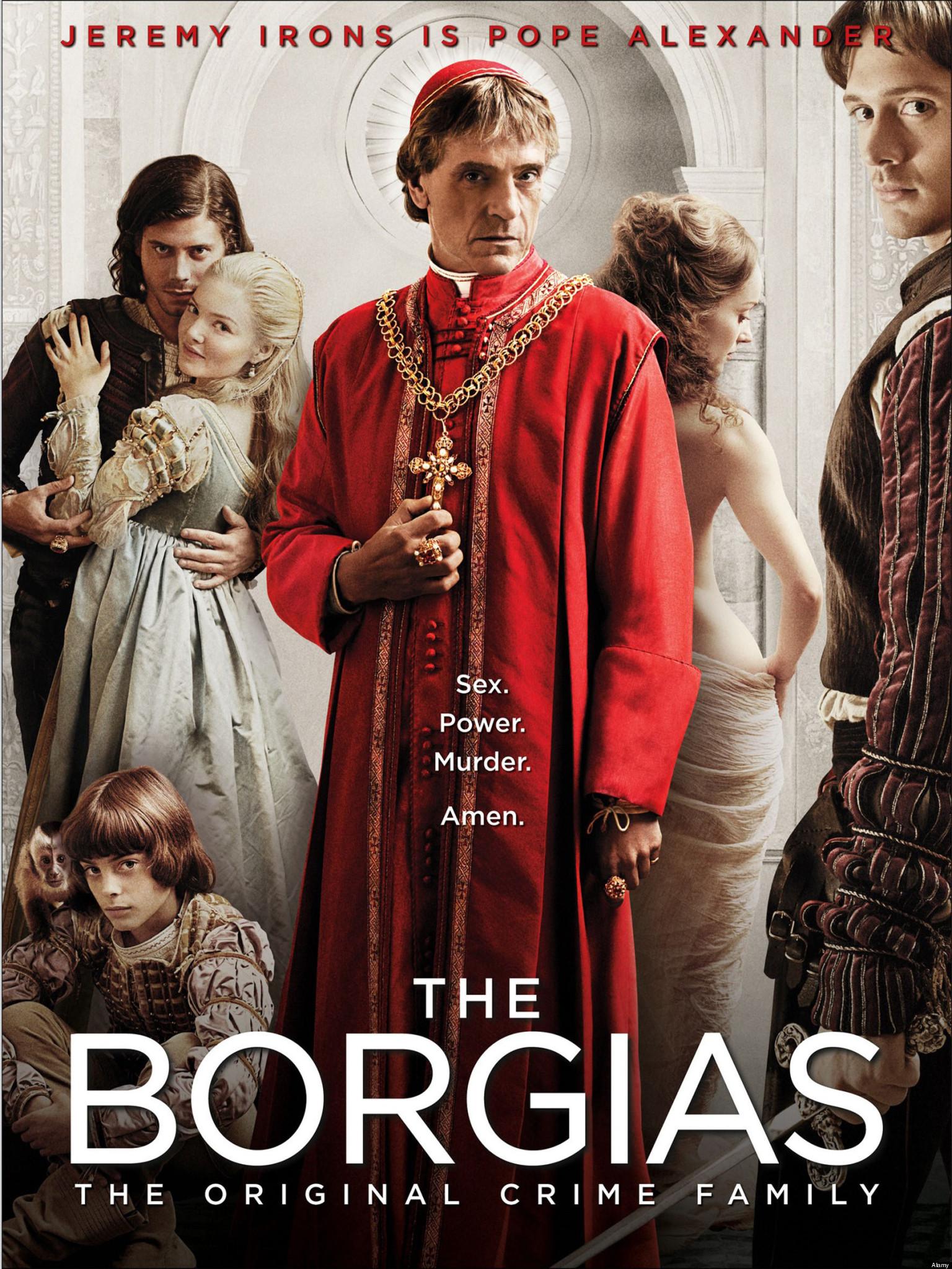 The Borgias (2011–2013) 1,2,3ος Κύκλος