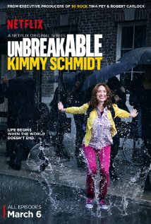 Unbreakable Kimmy Schmidt (2015-2016) 1,2ος Κύκλος