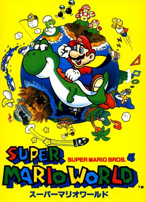 The New Super Mario World (1991)