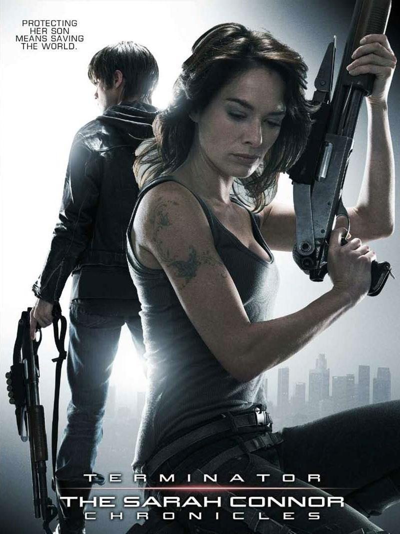 Terminator: The Sarah Connor Chronicles / Ο Εξολοθρευτής: Τα Χρονικά της Σάρα Κόνορ (2008–2009) 1,2ος Κύκλος