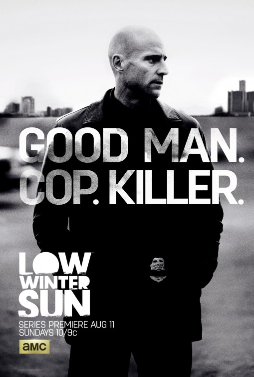 LOW WINTER SUN US (2013) Season 1