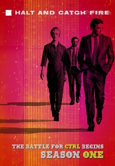 Halt And Catch Fire (2014-2017) 1,2,3η Σεζόν