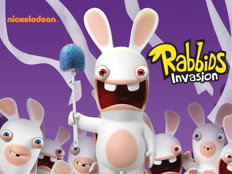 Rabbids Invasion (2013-2014) Tv Series