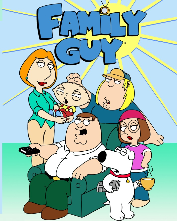 Family Guy (1999–2015) TV Series 1-15η Σεζόν