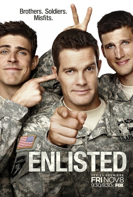 Enlisted (TV Series 2014)