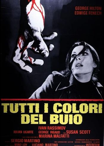 Tutti i colori del buio / All the Colors of the Dark (1972)