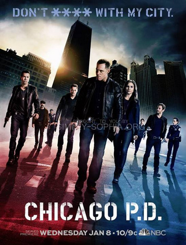 Chicago P.D. (2014–2018) TV Series 1,2,3,4η Σεζόν