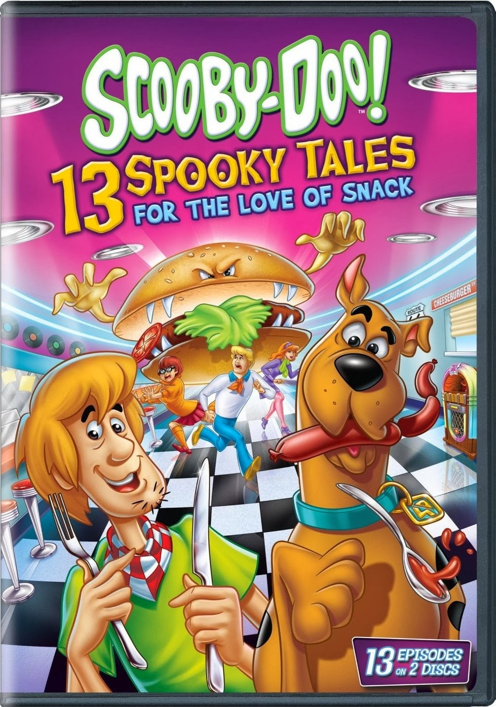Scooby-Doo! 13 Spooky Tales For The Love of Snack (2014)