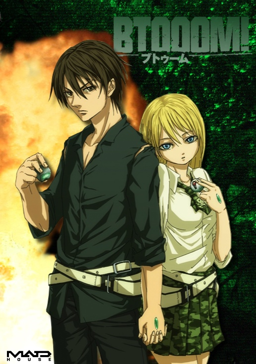 Btooom! (2012)  TV Series