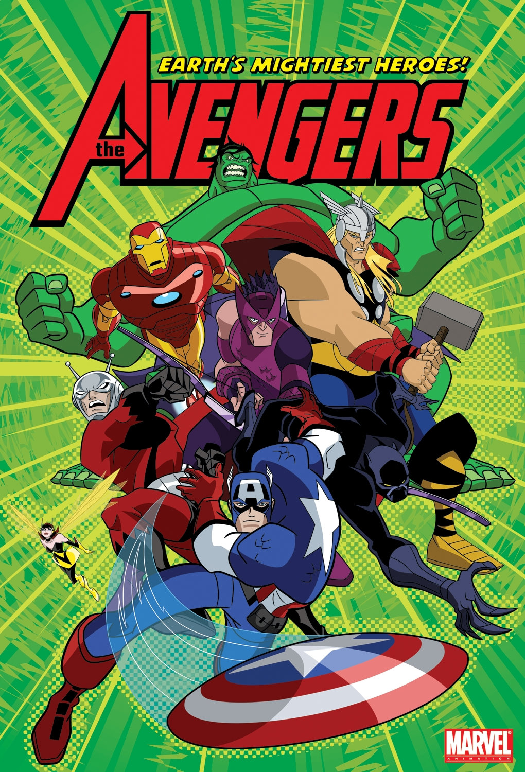 The Avengers: Earth's Mightiest Heroes (2010–2012)