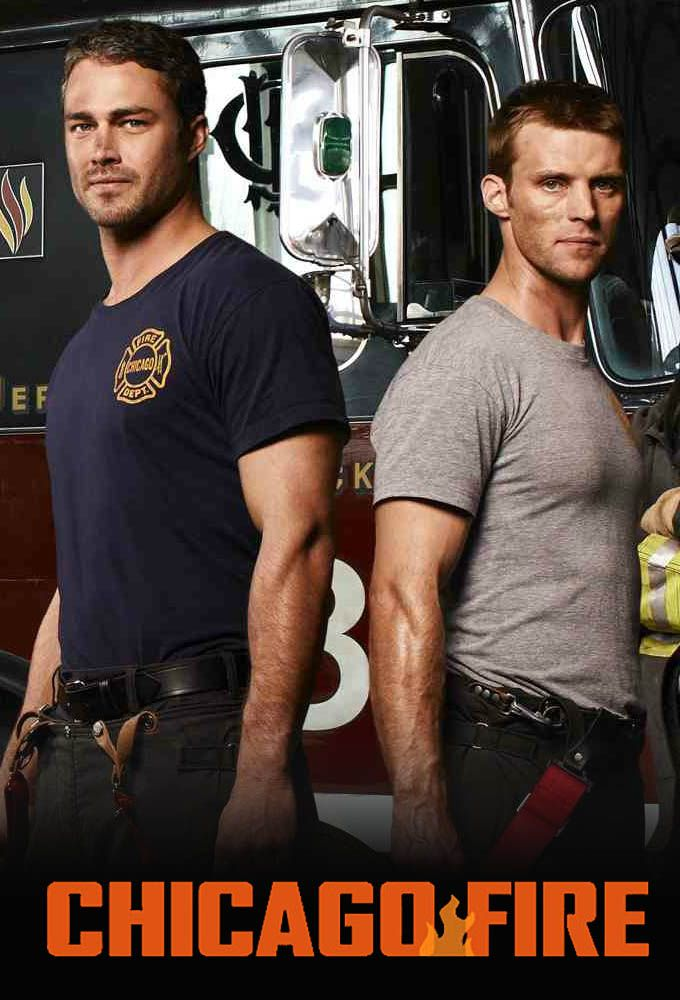 Chicago Fire (2012-2017) 1,2,3,4,5η Σεζόν