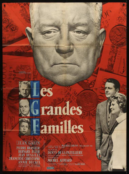 Les grandes familles - The Possessors (1958)