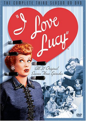 I Love Lucy  TV Series (1951–1957) 1,2,3η Σεζόν