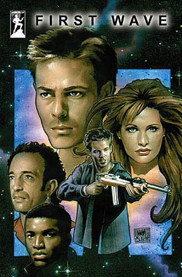 First Wave  TV Series (1998–2001)  1,2η Σεζόν