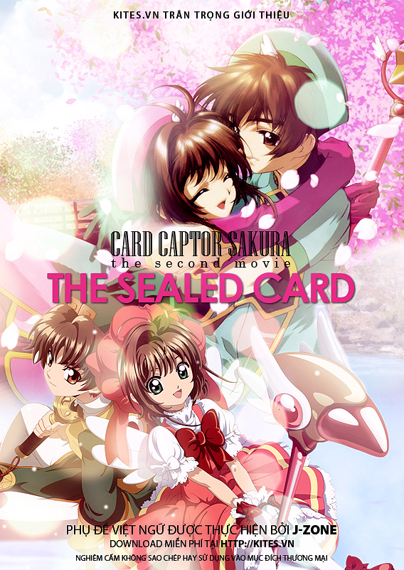 Cardcaptor Sakura: The Sealed Card (2000)