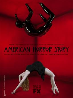 American Horror Story 1,2,3,4 Season  (2011-2014)