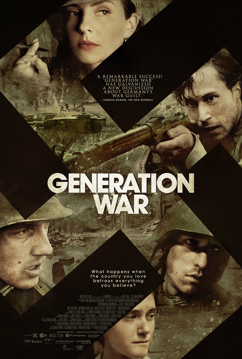 Generation War (TV Mini-Series 2013)