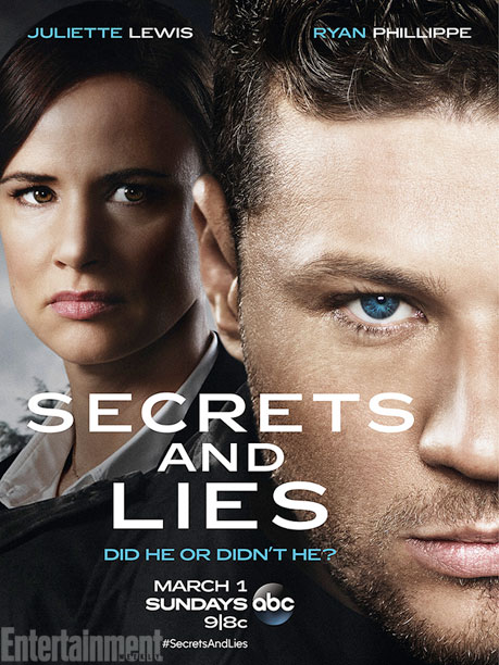 Secrets and Lies (2015–2016) TV Series