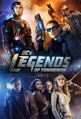 Legends of Tomorrow (2016-2017) TV Series 1,2,3η Σ...