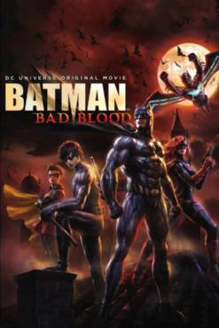 Batman- Bad Blood (2016)
