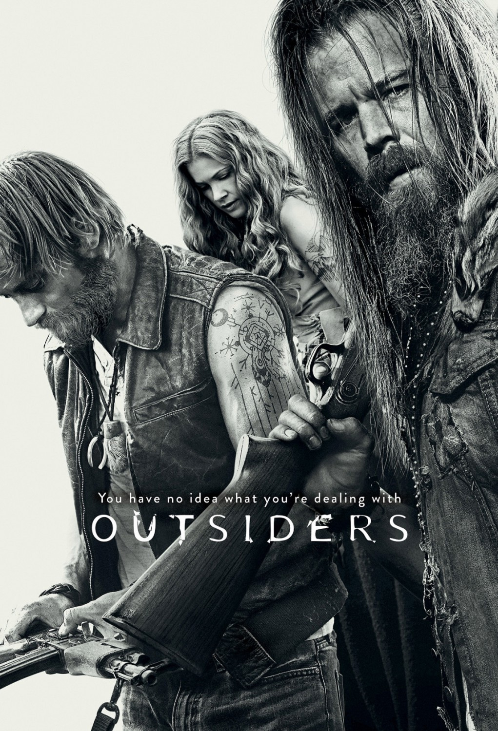 Outsiders  (2016)  TV Series