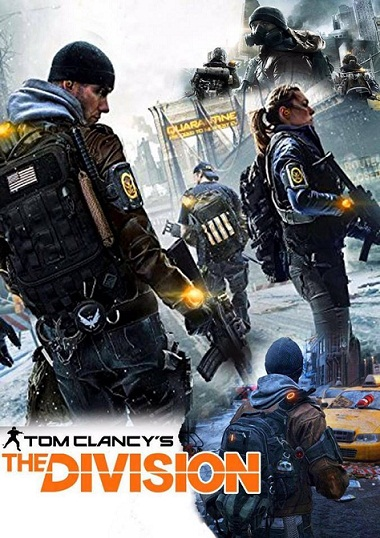 Tom Clancys the Division: Agent Origins (2016)
