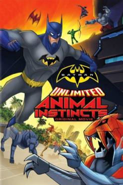 Batman Unlimited: Animal Instincts 2015