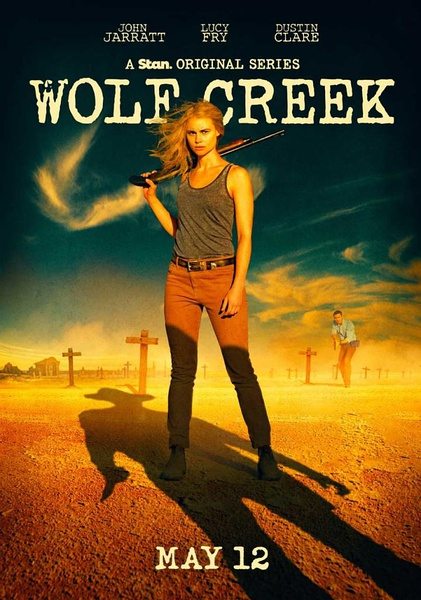 Wolf Creek  (2016) TV Mini-Series