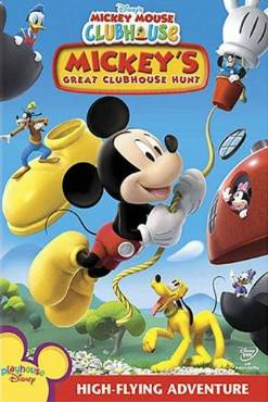 Mickeys Great Clubhouse Hunt (2007)