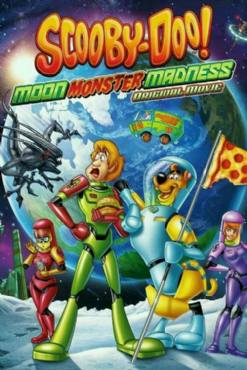 Scooby-Doo Moon Monster Madness (2015)