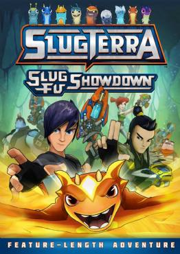Slugterra: Slug Fu Showdown 2015