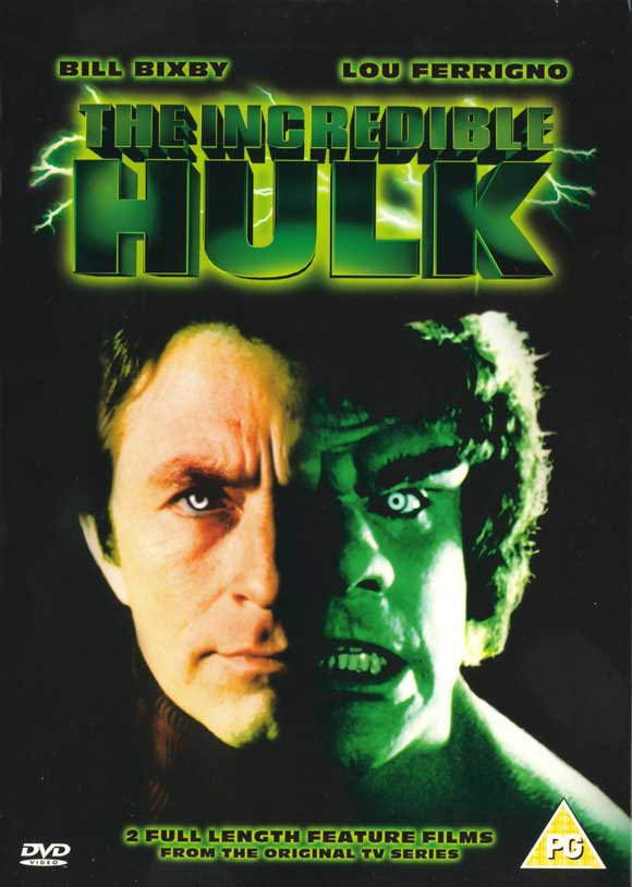 The Incredible Hulk  (1978–1982) TV Series