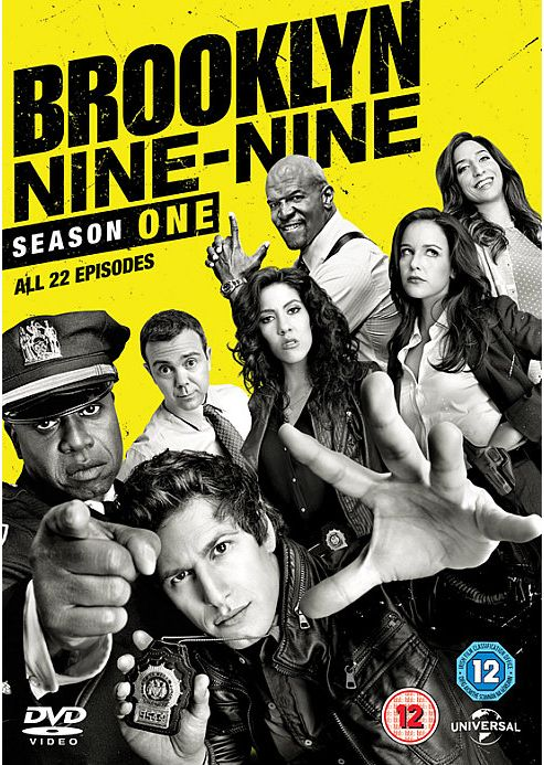 Brooklyn Nine-Nine (2013–2017) 1,2,3,4,5η Σεζόν