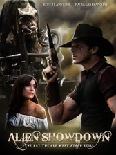 Alien Showdown: The Day the Old West Stood Still (2013)