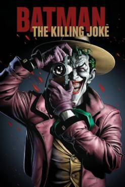 Batman- The Killing Joke 2016