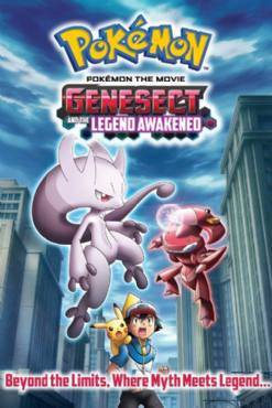 Pokemon the Movie: Genesect and the Legend Awakened 2013