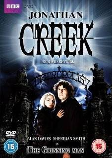 Jonathan Creek (1997–2016) 1,2,3,4,5η Σεζόν