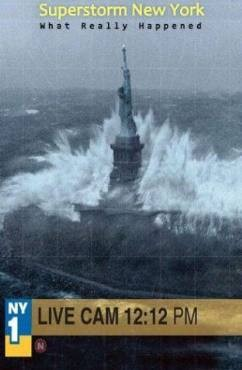Superstorm New York: What Really Happened 2012