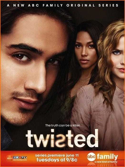 Twisted  (2013–2014)  TV Series