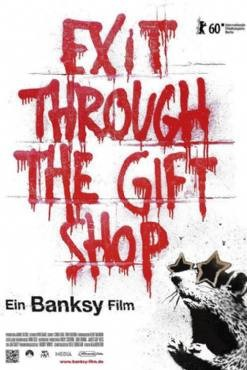 Banksy - Exit Through the Gift Shop 2010