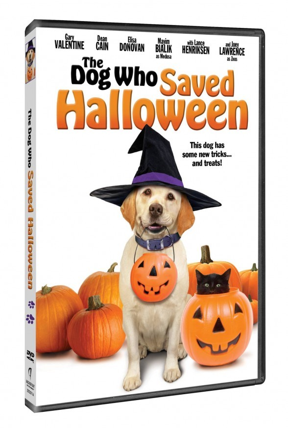 The Dog Who Saved Halloween 2011