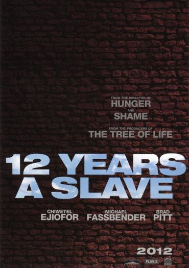 12 Χρόνια Σκλάβος  / Twelve Years a Slave / 12 Years a Slave (2013)