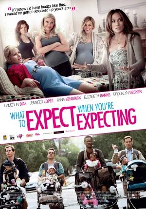 Τι Να Περιμένεις Όταν Είσαι Έγκυος / What to Expect When You're Expecting (2012)