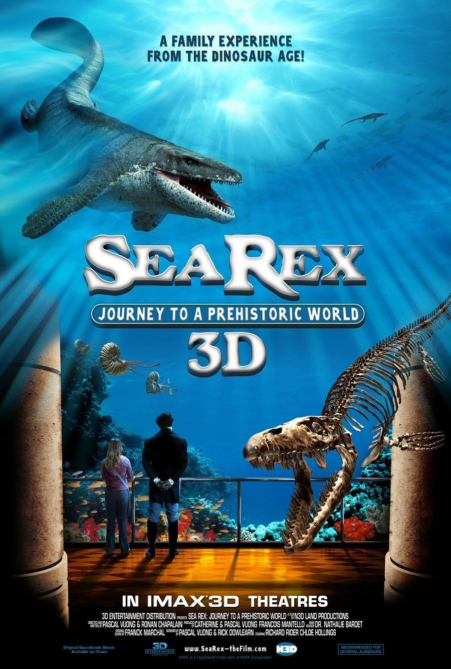 Sea Rex 3D: Journey to a Prehistoric World 2010