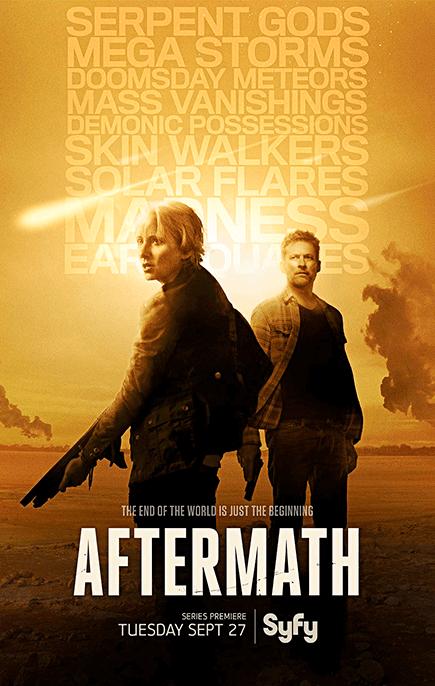 Aftermath (2016) TV Series