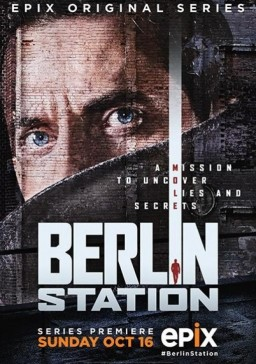 Berlin Station  (2016-2017) TV Series